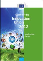 State of the Innovation Union 2012 cover