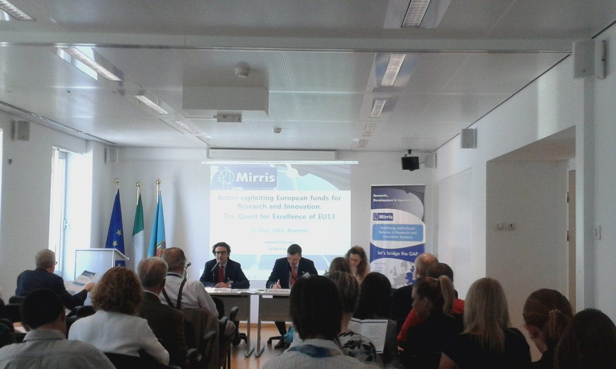 MIRRIS (Mobilising Institutional Reforms in Research and Innovation Systems)