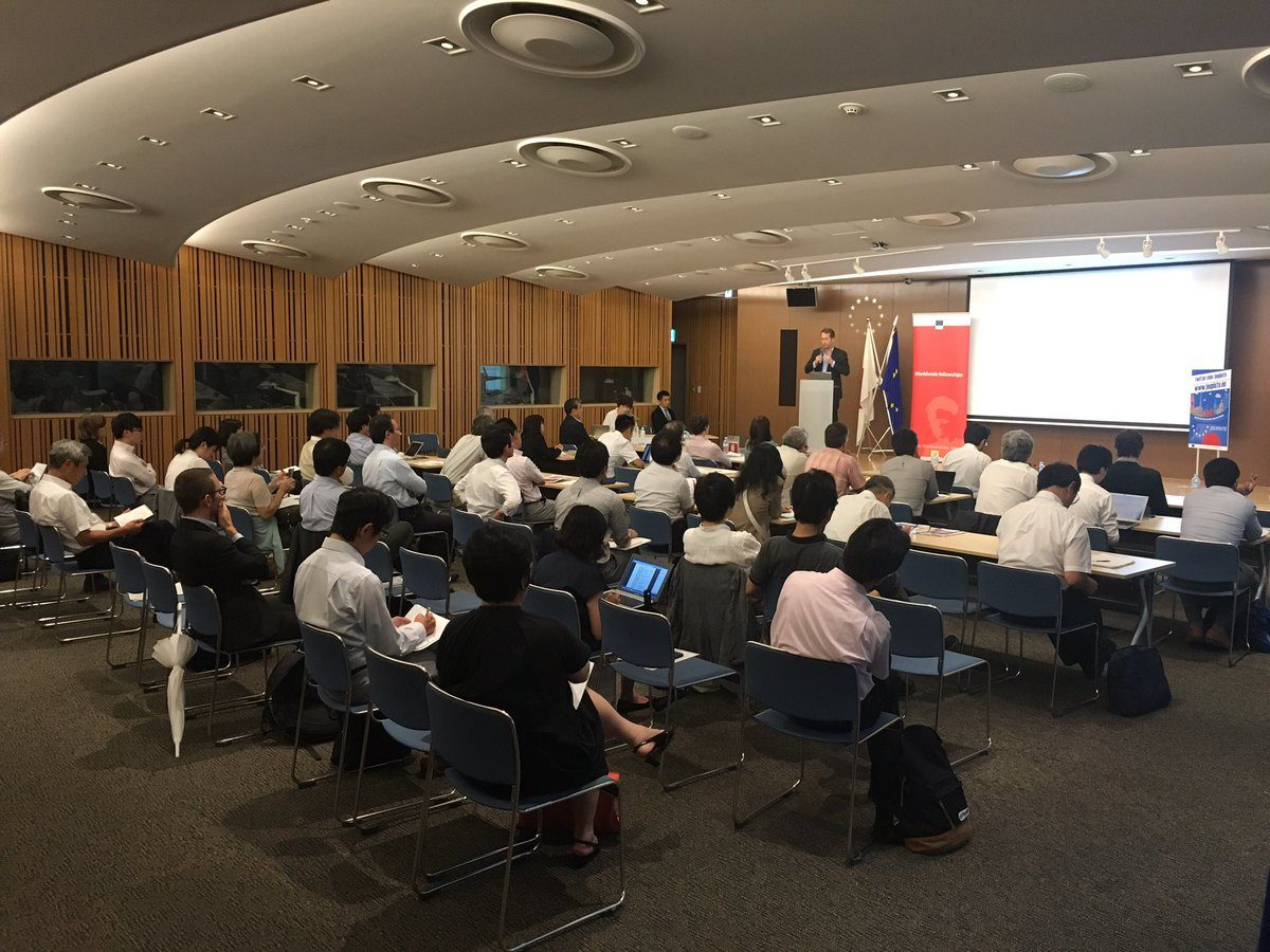 JEUPISTE – Japan-EU Partnership in Innovation, Science and Technology