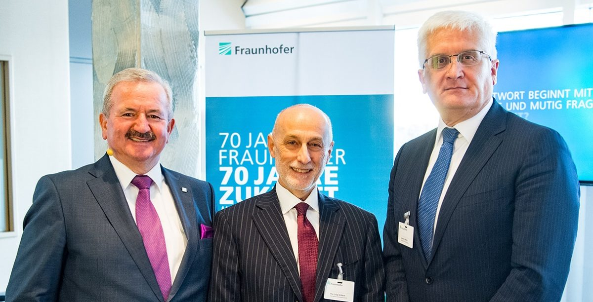 European Investment Fund and Fraunhofer join forces to establish joint technology transfer fund in Germany