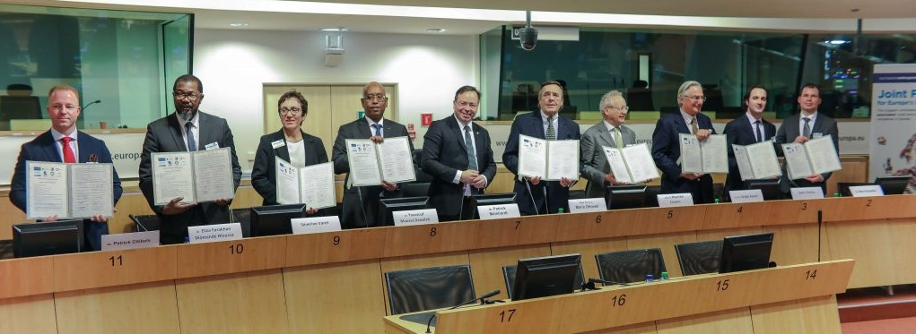 INSME signed the European – African SME Alliance in Brussels
