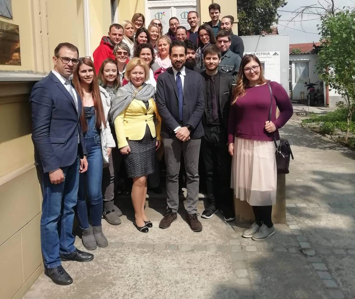 BE.ST. BEst practices to STimulate Serbian SMEs growth: INSME delivered the first Best Practice Lab