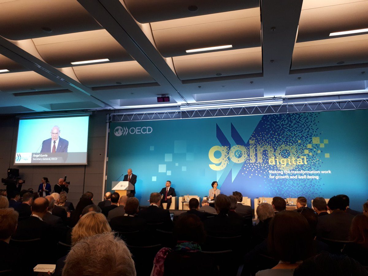 The OECD Going Digital Toolkit