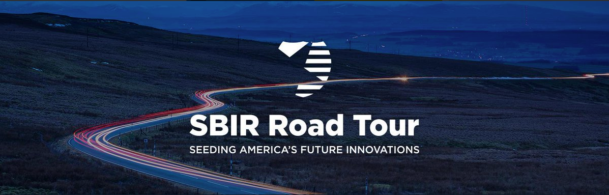 The U.S. Small Business Administration announces the Small Business Innovation Research (SBIR) Road Tour