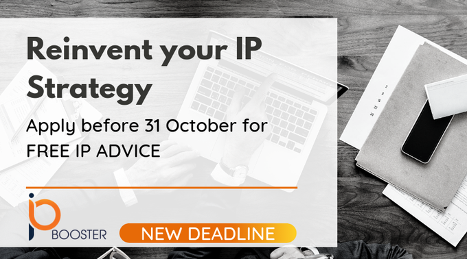 Reinvent your IP strategy with IP Booster