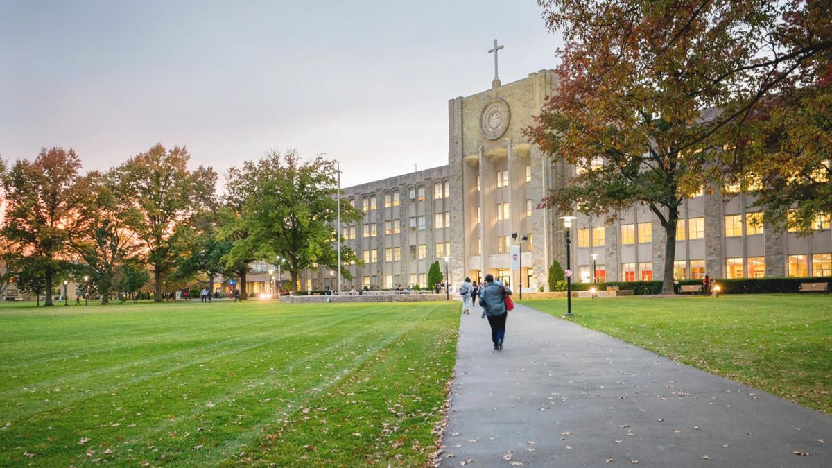 The Saint John's University in New York welcomed INSME Secretary General as visiting professor