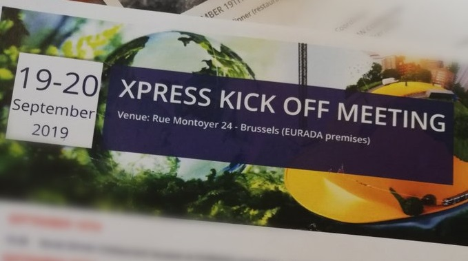 The XPRESS project officially kicks off