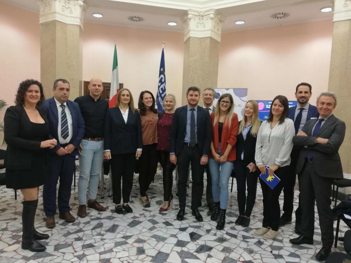 A training on financing and internationalization for Serbian entrepreneurs