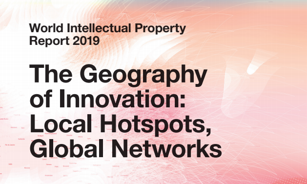 WIPO launches the 2019 edition of the World Intellectual Property Report