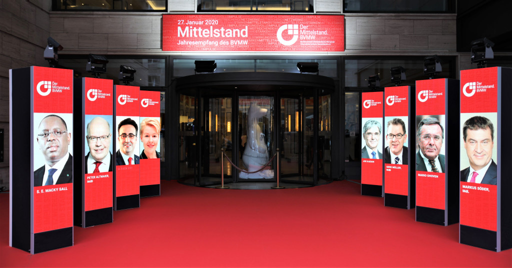 The German Mittelstand gathered 3000 entrepreneurs and high-level guests in Berlin
