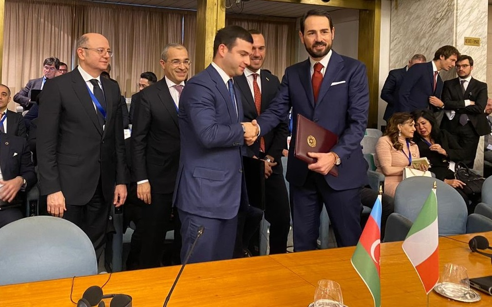 INSME signs a Memorandum of Understanding to strengthen the collaboration with Azerbaijan