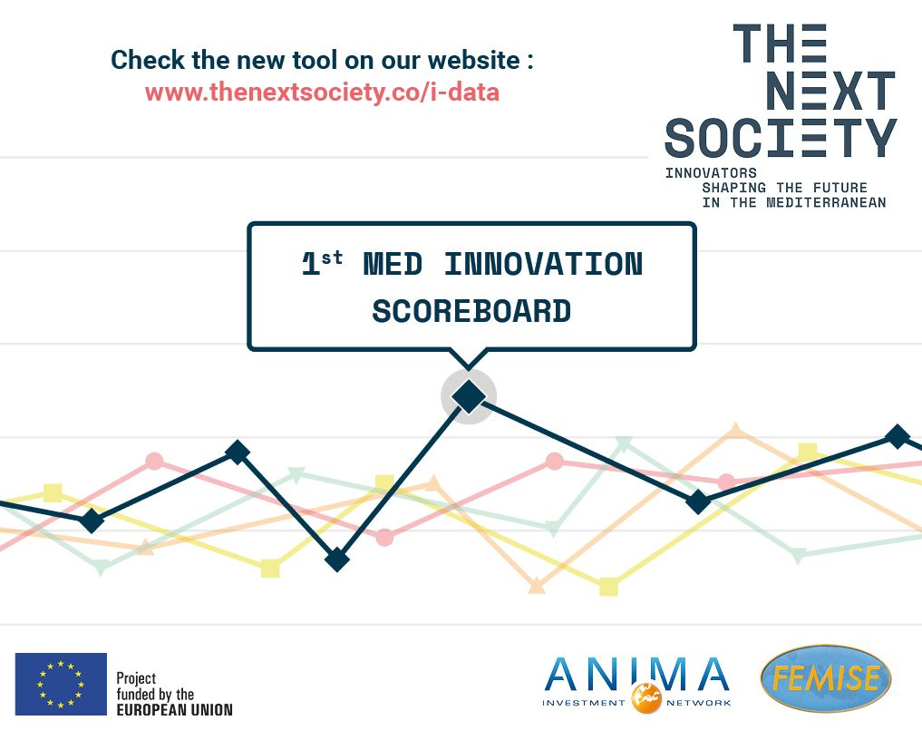 ANIMA Investment Network and FEMISE launch the first Mediterranean Innovation Scoreboard