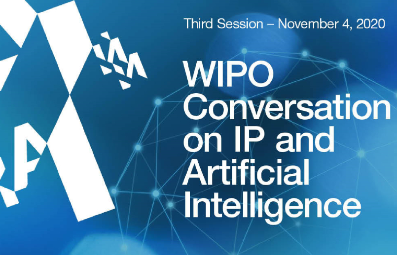 WIPO Third Conversation on Intellectual Property and Artificial Intelligence