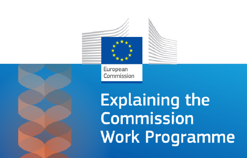 The European Commission presents its 2021 work programme