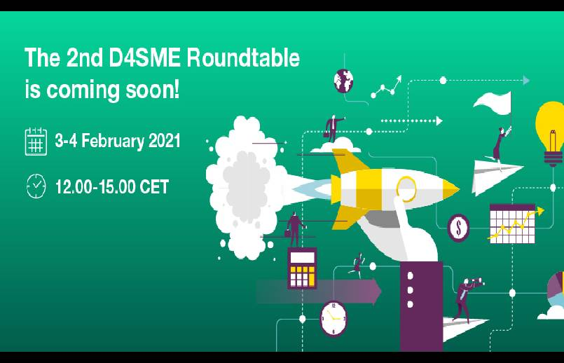 2nd D4SME Roundtable: SME digitalisation and responses to COVID-19
