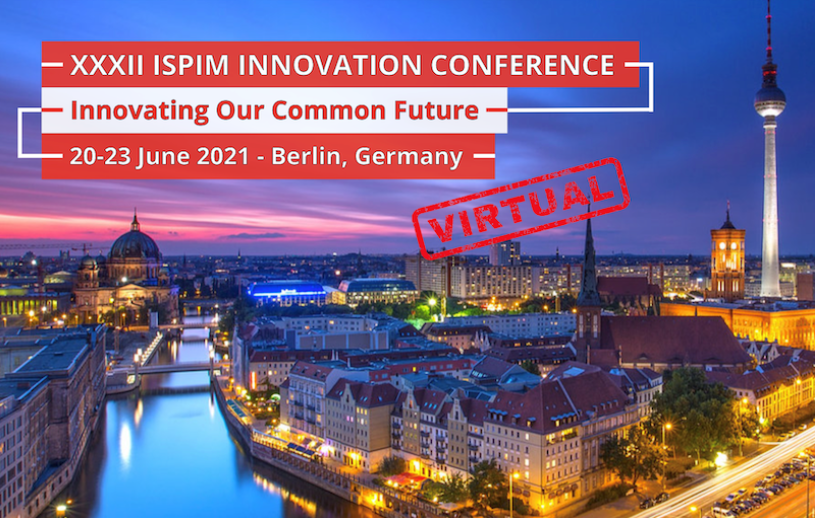 ISPIM Annual Innovation Conference : join the event!