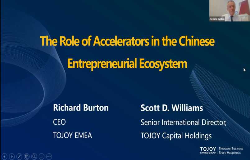 The Role of Accelerators in the Chinese Entrepreneurial Ecosystem