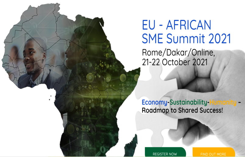 INSME Will Contribute to the EU African SMEs Summit 2021